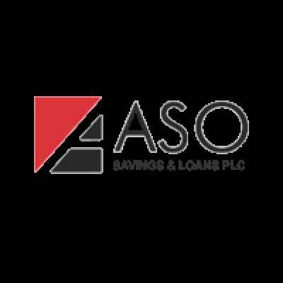 ASO Savings & Loans Logo